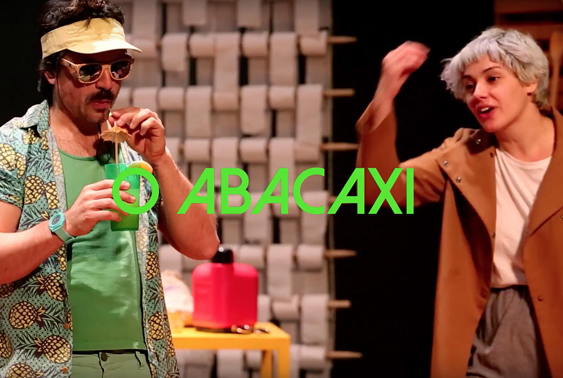 VÍDEO Teaser O Abacaxi
