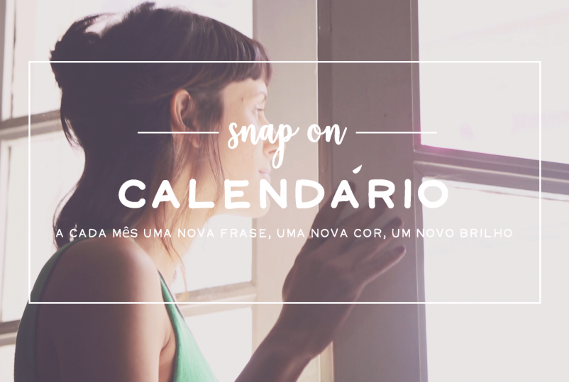 VÍDEO Snap On Calendar